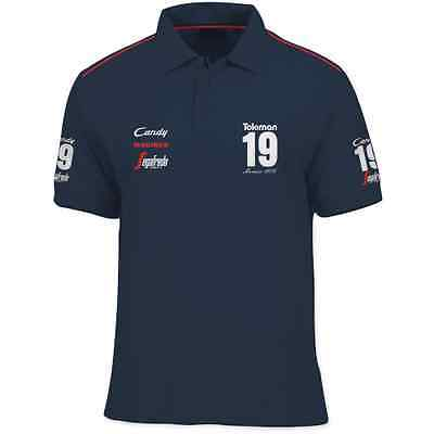 Ayrton Senna Polo Shirt Toleman Tg184 1984 Design Formula 1 F1 Ltd Edition