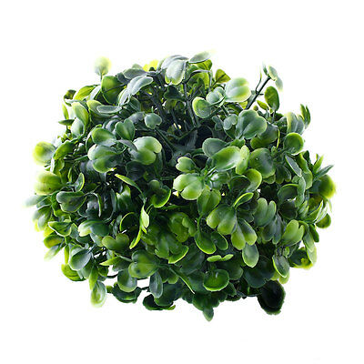 10cm Marimo Moss Balls - Plastic Aquarium Plant ball Fish Tank Decoration