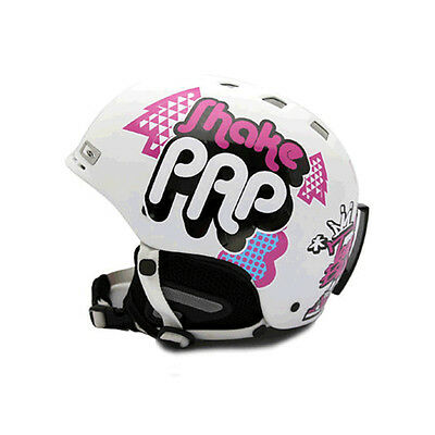 Decal Stickers For Snowboarding Helmet Biker Hard Hat Graphicer Shake PAP 02