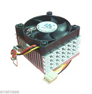 Pentalpha Socket 7/370 Heatsink and Fan. CPU cooler . APSK0129