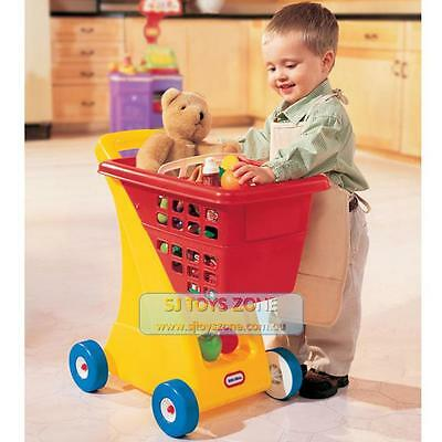 Little Tikes Preschool Toy Shopping Cart һ Primary Colors