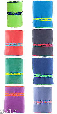 130 x 80 Cm NABAIJI MICROFIBRE SWIMMING TOWEL COMPACT DESIGN QUICK DRYING