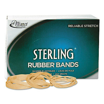 Alliance Sterling Rubber Bands Rubber Bands 33 3 1/2 x 1/8 850 Bands/1lb Box