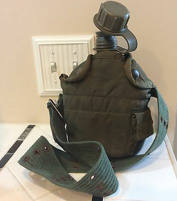 LC2 soft canteen cover w/canteen and belt