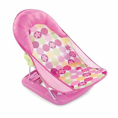 Summer Infant Deluxe Baby Bather Circle Daisy Free Shipping NEW