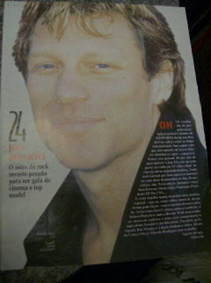 Bon Jovi Portuguese Clippings #7