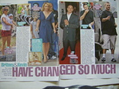 Britney Spears + Kevin Federline Clipping Pack Recent