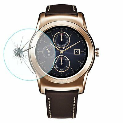 LG G Watch Urbane W150 Full Cover Tempered Glass Screen Protector