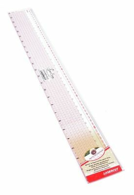 Sew Easy 24 Inch Designer Grading Ruler In Increments & Metric Scale Dressmaker