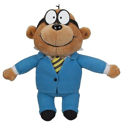Danger Mouse Small Plush with Sound - Penfold  *BRAND NEW*