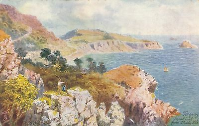 POSTCARD   TORQUAY  Meadfoot  Tuck