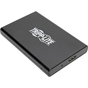 "Tripp Lite USB 3.0 SuperSpeed External 2.5"" SATA Hard Drive Enclosure"