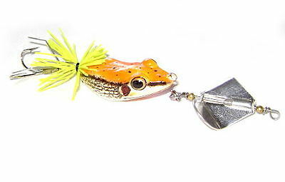 Killer Tree Frog 5G 4Cm Handcrafted Fishing Lure (O)