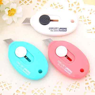 Mini Portable Outdoor Pocket Cutter Sharpener Tailor Tool Folding Foldable DIY