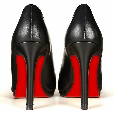 """Red Bottoms DIY Red Soles Pumps Enhancer /""""Dress Up Your Shoes/"""""""