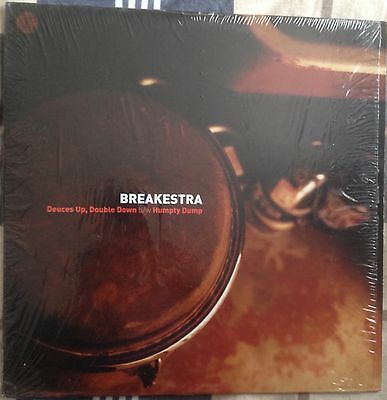 BREAKESTRA - Deuces Up, Double Down 12""