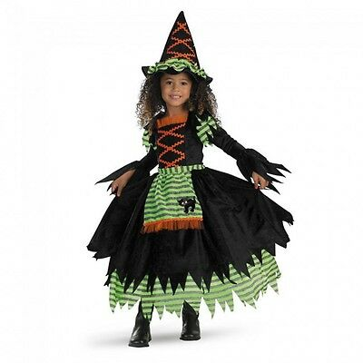 Story Book Witch Toddler Girls Costume