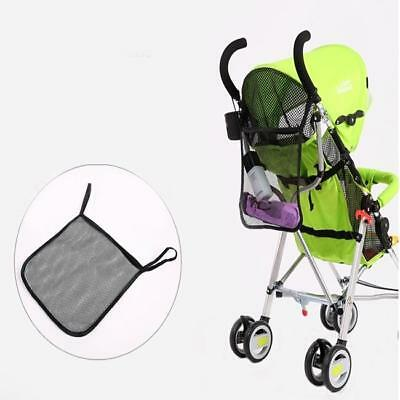 Cute Baby Stroller Pushchair Pram Mesh Hanging Carry Bag Mommy Storage Bag - LD