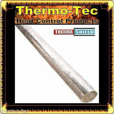 19.1mm x 1m ThermaShield - Tube Thermal Reflective Protective Heat Shield Sleeve