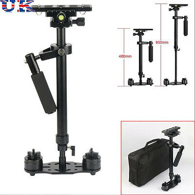 3KG S60 Handheld Stabilizer Steadicam W/ Bag For Camcorder Camera Video DV DSLR