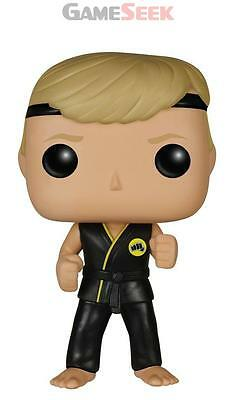Funko Pop! Karate Kid Johnny Lawren. - Figures Gaming Brand New Free Delivery