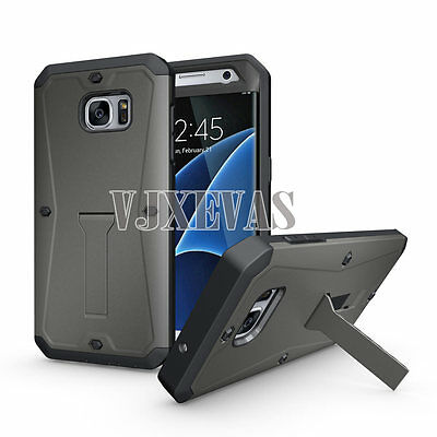 New Luxury 360° Shockproof Protective Hard Case Cover For Samsung Galaxy S6 S7