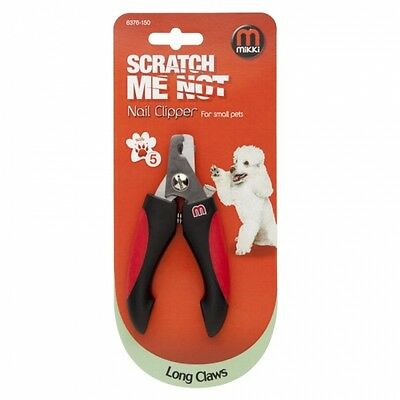 Mikki Deluxe Nail Clipper (Long Claws)