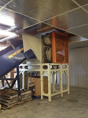 1990's Nelmor Shredder, Shredders, Plastics # 7710075