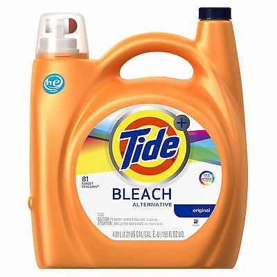 Tide Plus Bleach Alternative High Efficiency Original Liquid Laundry Detergent