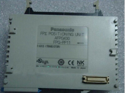 Used Panasonic FPG-PP11 (AFPG430) Positioning Module Tested