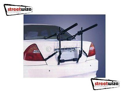 Streetwize Universal Adjustable 3 Cycle Carrier SWCC1