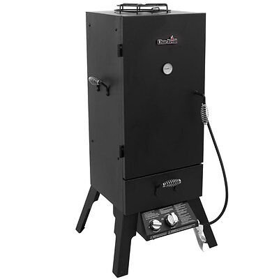 Char-Broil 595 595-Square Inch Adjustable Vertical Gas Smoker - 12701705