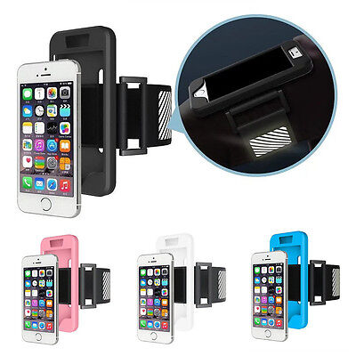 Sports Armband Case Phone Holder Gym Running Jogging Arm Band For iPhone 6 6S 7