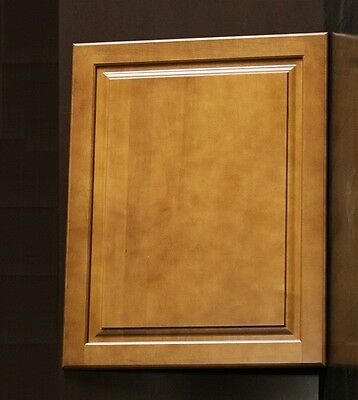 Kraftmaid Kitchen Cinnamon Maple Wall OR Base Cabinet Door / Panel 24x30""