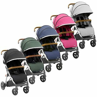 BabyStyle Oyster Zero Folding Stroller / Pushchair - From Birth To 15kg