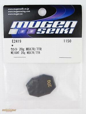 Mugen - Weight 20g for MBX7R/7TR (E2419)