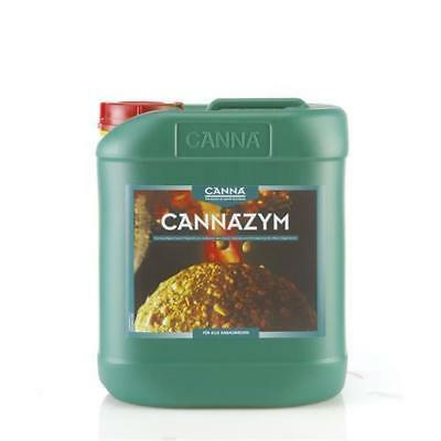 Bodenverbesserer baut tote Wurzeln ab Enzyme Grow Dünger Canna Cannazym 5L