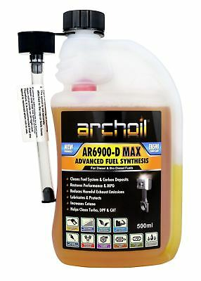 Archoil AR6900-D Max Advanced Diesel Fuel Synthesis 500ml