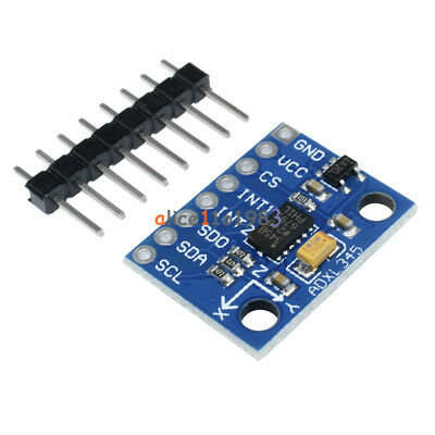 2PCS ADXL345 3-Axis Digital Acceleration of Gravity Tilt Module For Arduino