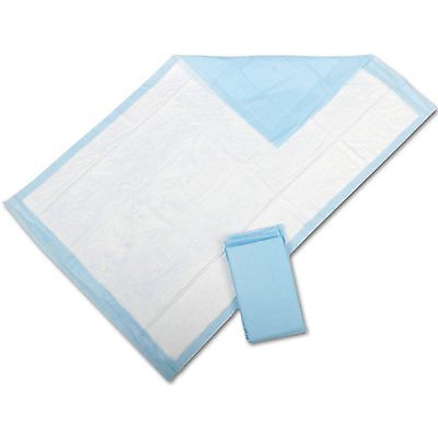 """300 Puppy Underpads Dog PEE Pads WEE 17"""" x 24"""" Housebreaking House Train Dynarex"""