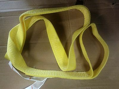 4 pcs Lifting Sling, Tow Strap Eye & Eye EEF-2-902 x 6' 6400 lbs