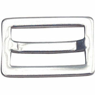 "1"" Adjuster Strap Slide Stainless Steel Boat Bimini Top 25 pieces"