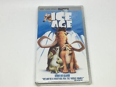 Ice Age 1 (UMD, 2006, Widescreen) PSP Movie Playstation Game NEW SEALED