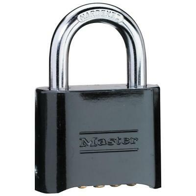 Master Lock 178D Set-Your-Own Combination, Die-Cast