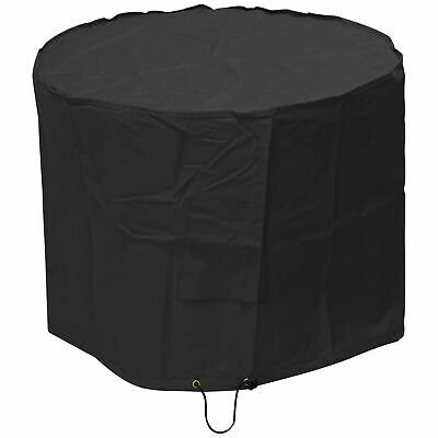 Oxbridge Black Kettle Barbecue/BBQ Waterproof Outdoor Garden Furniture Cover