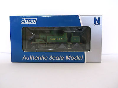 DAPOL 2S 016 004 M7 0 4 4T Southern livery 30, factory weathered - new