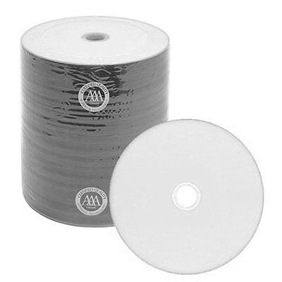 Taiyo Yuden Ty Cd-R,white Thermo Everest Print,52X, J-Cdr-Wpt-Sk, 600 Pcs