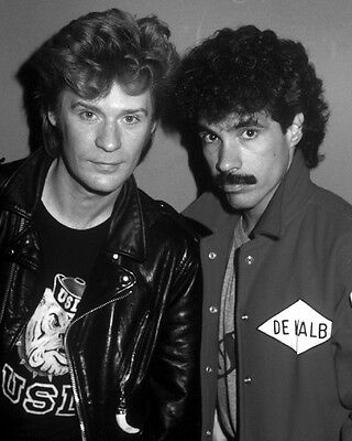 Music Duo HALL & OATES Glossy 8x10 Photo Daryl Hall John Oates Print Poster