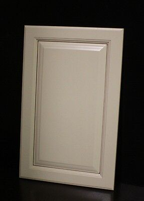 Set Of 11 Biscotti Cocoa Glaze Maple Kraftmaid Kitchen Base & Wall Cabinet Doors