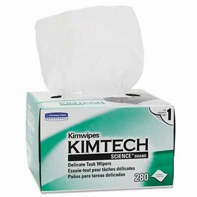Kimtech 34155 Kimwipes Specialty Task Wipers, 280 Wipers (KCC34155)
